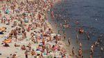 На всіх пляжах Києва категорично заборонили купатися: список