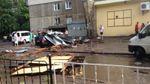 Мощная стихия натворила беды на западной Украине: фото и видео