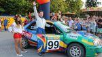 Рев двигунів і запилена траса: на Львівщині відбулись найвідоміші змагання з міні-ралі в Україні