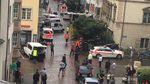 Неизвестный напал на прохожих с бензопилой в Швейцарии: есть раненые