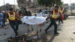 Моторошний теракт у Пакистані: загинуло більше 25 осіб, з'явилися фото (18+)