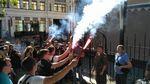 В Киеве скандировали за освобождение нацгвардейца Маркива: фото, видео