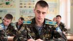 Абитуриентам продлили срок подачи документов в военные вузы