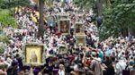 Как украинцы отмечают День Крещения Киевской Руси