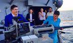 Савченко вступилась за Саакашвили
