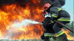 В Росії сталася масштабна пожежа на складі боєприпасів