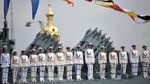 Кремль показав м'язи на масштабному військово-морському параді у Петербурзі