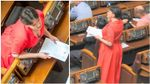 """Савченко рассказала о """"катастрофе"""" в гардеробе"""