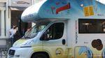 """Все необхідне для іудея, – перша в Україні синагога на колесах відправилась """"в тур"""""""