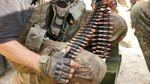 Українські військові збили безпілотник бойовиків
