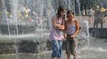 Як українські міста рятуються від спеки