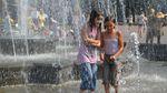 Как украинские города спасаются от жары