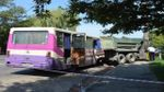 Страшное ДТП на Волыни: маршрутка врезалась в КАМАЗ, 15 человек травмированы