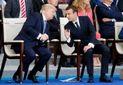Трамп обсудил с Макроном ситуацию в Украине и других странах