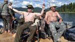 Про Путина, рыбалку и стариковскую дряблость: маразм приближается