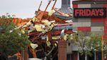 Потужне торнадо в США залишило тисячі людей без світла: фото та відео стихії