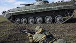 Турчинов: Террористы пытаются прорвать украинскую оборону в районе Бахмутской трассы