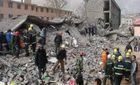 Потужний землетрус вбив сотні людей у Китаї: тисячі травмованих