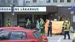 В Швеции пенсионерка въехала в толпу пешеходов