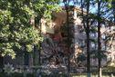 На Волыни обрушилась стена колледжа: опубликованы красноречивые фото