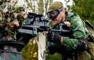 Бойовики поранили бійця АТО та обстріляли безпілотник місії ОБСЄ