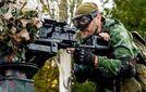 Боевики ранили бойца АТО и обстреляли беспилотник миссии ОБСЕ