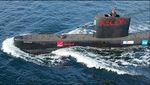 У Данії затонула найбільша приватна субмарина у світі