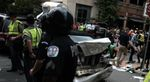Взрыв гнева: западные СМИ о причинах и виновниках насилия в Шарлотсвилле