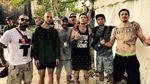 Белорусская группа Brutto впервые выступила на фестивале Sziget: яркие фото