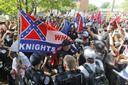 """""""Нет"""" расизму: генералы США осудили позицию Трампа относительно демонстраций в Шарлотсвилле"""