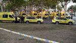 Полиция Кататонии обнародовала ужасающую цифру пострадавших в результате теракта в Барселоне