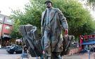 Ленинопад дошел до США: в Сиэтле демонтируют памятник советскому вождю