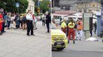 Неизвестный устроил кровавую резню в Финляндии: есть пострадавшие