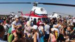 Первый украинский вертолет представили в Запорожье: опубликовали фото