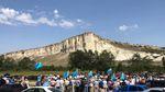 В оккупированном Крыму пытаются сорвать патриотические мероприятия
