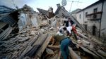 Землетрясение в Италии: появились данные о погибших и пострадавших