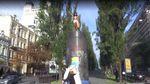 """Оголена активістка FEMEN влаштувала """"виставу"""" на постаменті Леніна"""