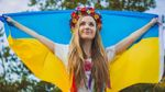 Как украинцы отметили выдающейся государственный праздник – День флага