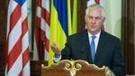 Мы глубоко ценим дружбу между Украиной и США, – Тиллерсон