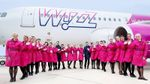 Wizz Air запускає п'ять нових рейсів з України у Європу