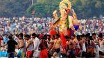 Почему в Индии массово поклоняются голове слона
