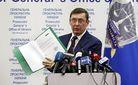 Вибух у центрі Києва: Луценко заявив про підозрюваних у справі