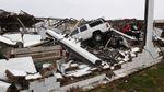 Увеличилось количество жертв мощного урагана в США