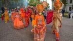 В Одессе состоялся необычный фестиваль: яркие фото