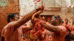 """В Испании состоялись масштабные """"кровавые"""" бои: шокирующие фото"""