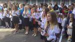 Український гімн виконали мовою жестів у Тернополі: проникливе відео