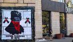 """Скандал з """"Іконами революції"""" в Києві: музей Майдану просить передати йому приміщення """"Емпоріуму"""""""
