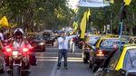 В Чили произошел масштабный протест против Uber, есть погибший