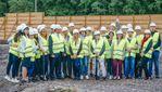 """""""Перший камінь"""" у фундамент майбутнього: будівництво інноваційного містечка BelleVille офіційно стартувало"""