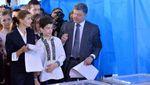 Порошенко озвучив свою позицію щодо позачергових президентських та парламентських виборів